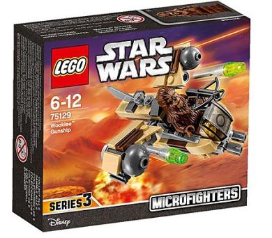 Stavebnice Lego® Star Wars TM 75129 Wookieská válečná loď