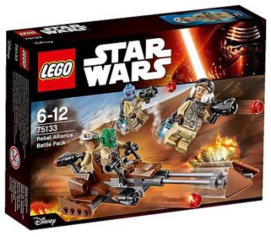 Stavebnice Lego® Star Wars TM 75133 Bitevní balíček Povstalců