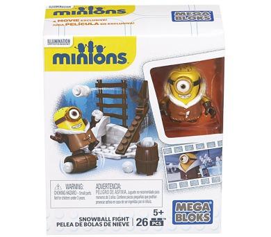 Mega Bloks Mimoňové pack