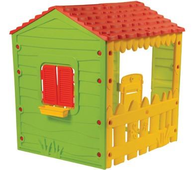 Dětský domek Buddy Toys BOT 1120 Domeček FARM + DOPRAVA ZDARMA
