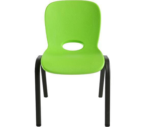 Dětská židle zelenáLIFETIME 80474 / 80393 + DOPRAVA ZDARMA