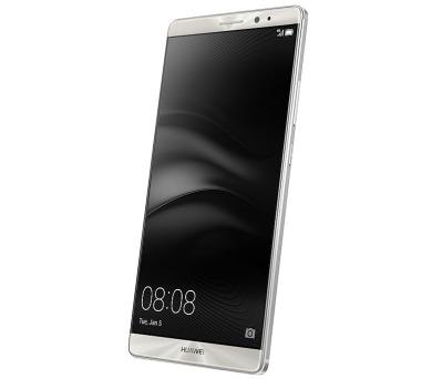Huawei Mate 8 Dual SIM - stříbrný