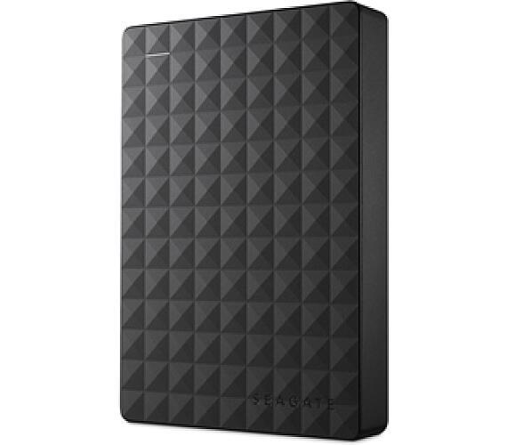 Seagate Expansion Portable 4TB - černý