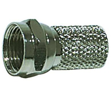 Konektor F vidlice pro koax CB50