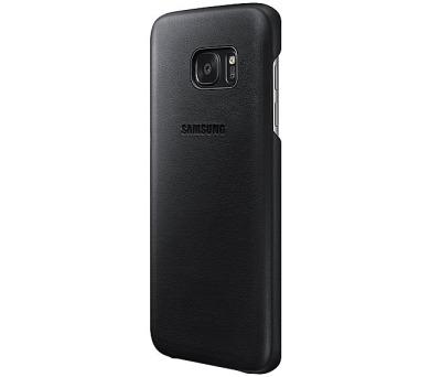 Samsung pro Galaxy S7 Edge kožené (EF-VG935L) - černý
