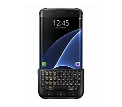 Samsung s klávesnicí pro Galaxy S7 Edge (EJ-CG935U) - černý