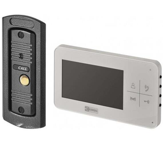 Domácí videotelefon EMOS + DOPRAVA ZDARMA