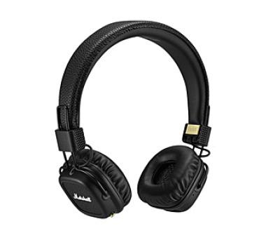 Marshall Major II Bluetooth - černá + DOPRAVA ZDARMA