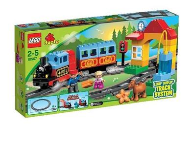 Stavebnice Lego® DUPLO 10507 Můj první vláček