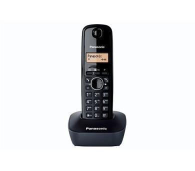 Panasonic KX TG1611FXH DECT - šedý