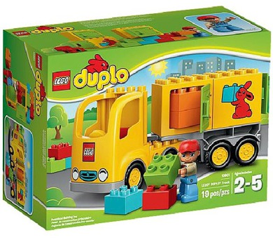 Stavebnice Lego® DUPLO Ville 10601 Náklaďák