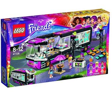 Stavebnice Lego® Friends 41106 Autobus pro turné popových hvězd