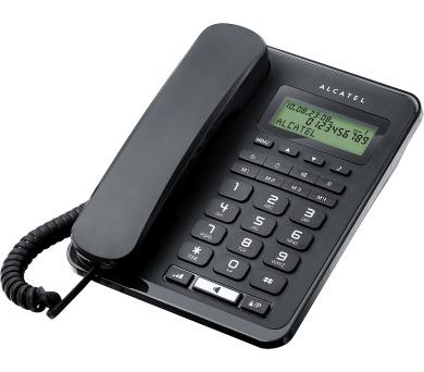 Stolní telefon Alcatel Temporis 60 TEL LCD Black