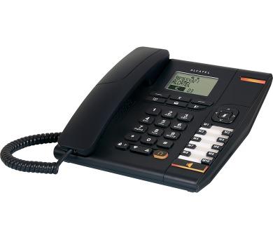 Klasický stolní telefon Alcatel Temporis 780 BLK