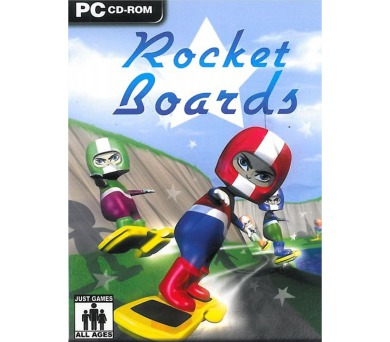 Rocket Boards hra PC BEST