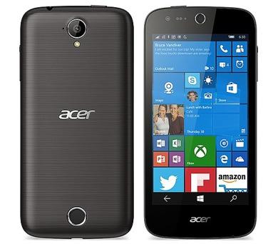 Acer Liquid M330 LTE - černý