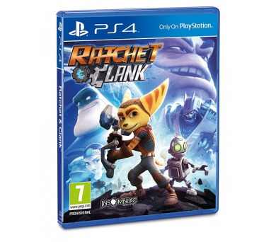 Sony PlayStation 4 Ratchet & Clank