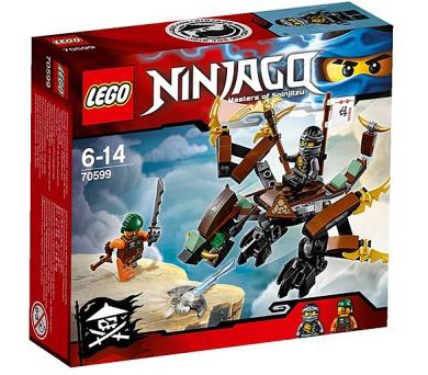 Stavebnice Lego® Ninjago 70599 Coleův drak