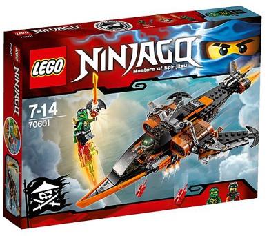 Stavebnice Lego® Ninjago 70601 Žraločí letoun + DOPRAVA ZDARMA