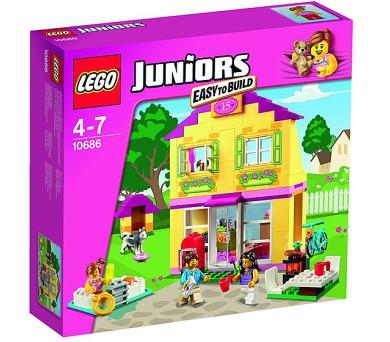 Stavebnice Lego® Juniors 10686 Rodinný domek