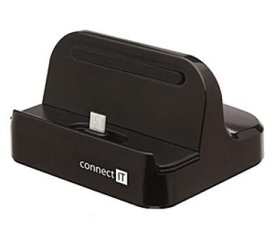 Dokovací stanice Connect IT micro USB - černá