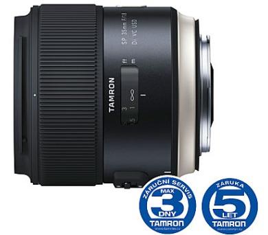 Tamron SP 35mm F/1.8 Di USD pro Sony