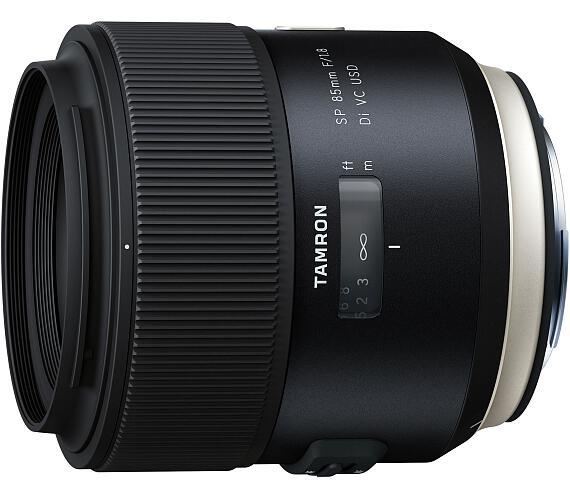 Tamron AF SP 85mm F/1.8 Di VC USD pro Canon + DOPRAVA ZDARMA