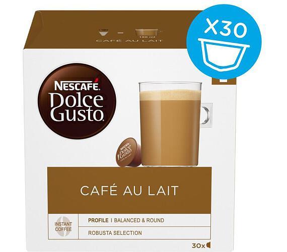 NESCAFÉ Cafe AuLait 30 ks k Dolce Gusto