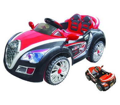Auto RC elektrické 115cm plast/kov + DOPRAVA ZDARMA