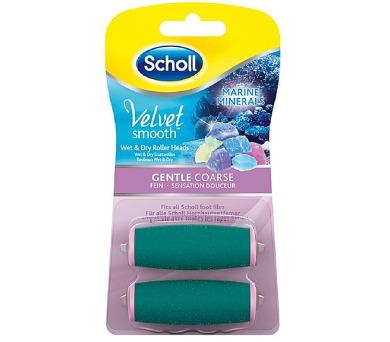 Scholl Velvet Smooth do vody (2 ks hrubá) + DOPRAVA ZDARMA