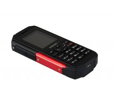 Evolveo StrongPhone X3 Dual SIM - černý/červený