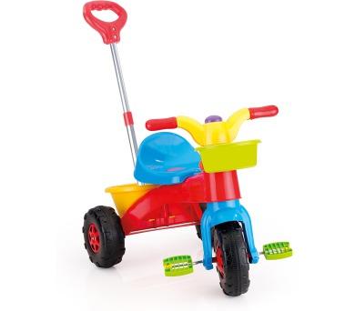 BPT 3030 Tříkolka s tyčí Buddy toys + DOPRAVA ZDARMA