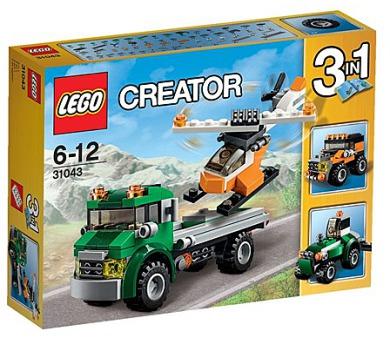 Stavebnice Lego® Creator 31043 Dopravní vrtulník