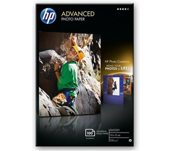 Fotopapír HP Advanced Photo Paper