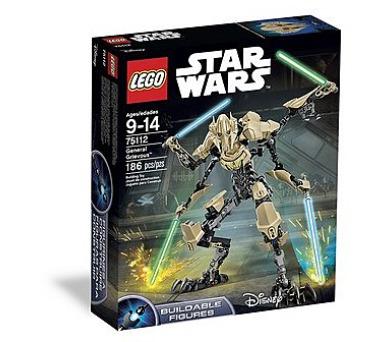 Stavebnice Lego® Star Wars 75112 Generál Grievous™