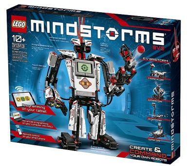 Stavebnice Lego® MINDSTORMS 31313
