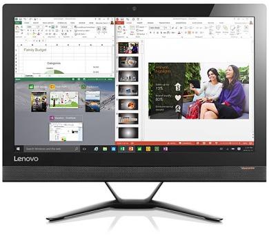 "One Lenovo IdeaCentre AIO 300-22ISU 21.5"",Celeron 3855U"