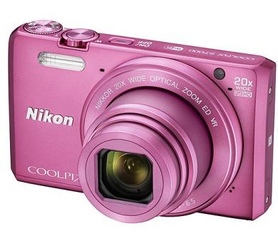 Nikon Coolpix S7000 + DOPRAVA ZDARMA