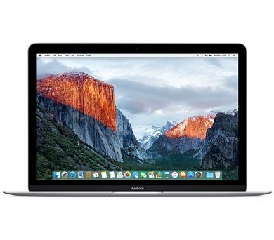 Apple Macbook 12 - silver m3- 6Y30