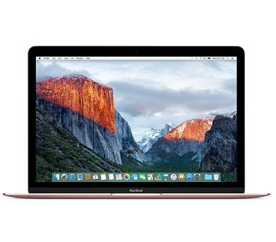 Apple Macbook 12 - rose gold m5-6Y54