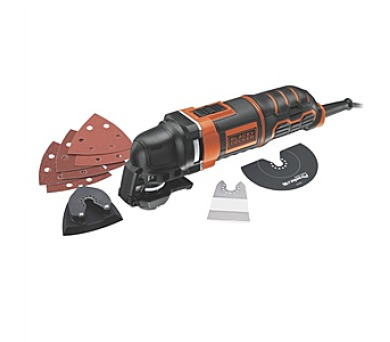 Multibruska Black&Decker MT280BA-QS
