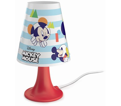 Mickey Mouse LAMPA STOLNÍ 1x23W SEL Massive 71795/30/16