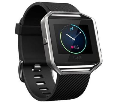 Fitbit Blaze small - černá