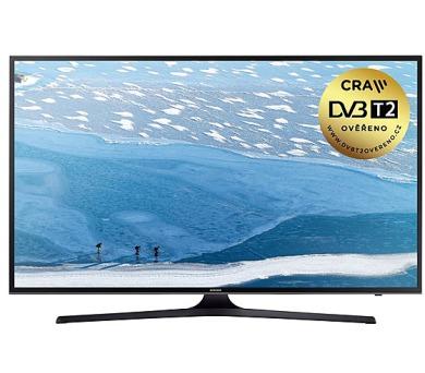 Samsung UE65KU6072 + DOPRAVA ZDARMA