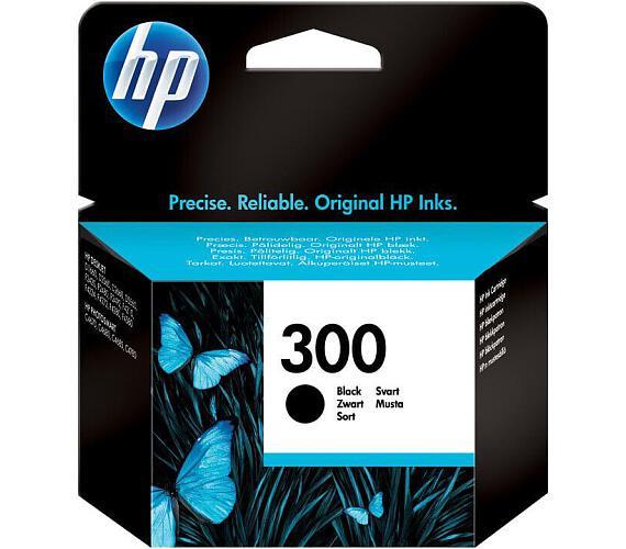 Inkoustová náplň HP No. 300