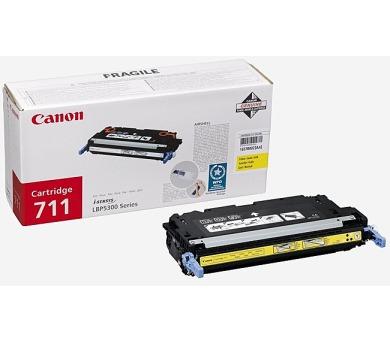 Canon CRG-711Y