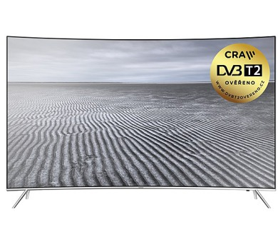 Samsung UE55KS7502 + ZÁRUKA 10 LET na vypálení pixelů! + DOPRAVA ZDARMA