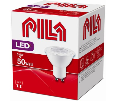 PILA LED SPOT MV 50W GU10 840 60D ND Massive 8718696537015
