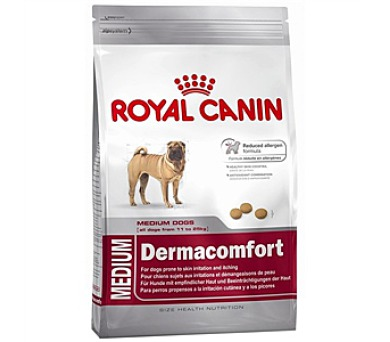 Royal Canin Medium Derma Comfort 10 kg