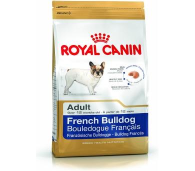 Royal Canin Fr. Buldoček 3 kg